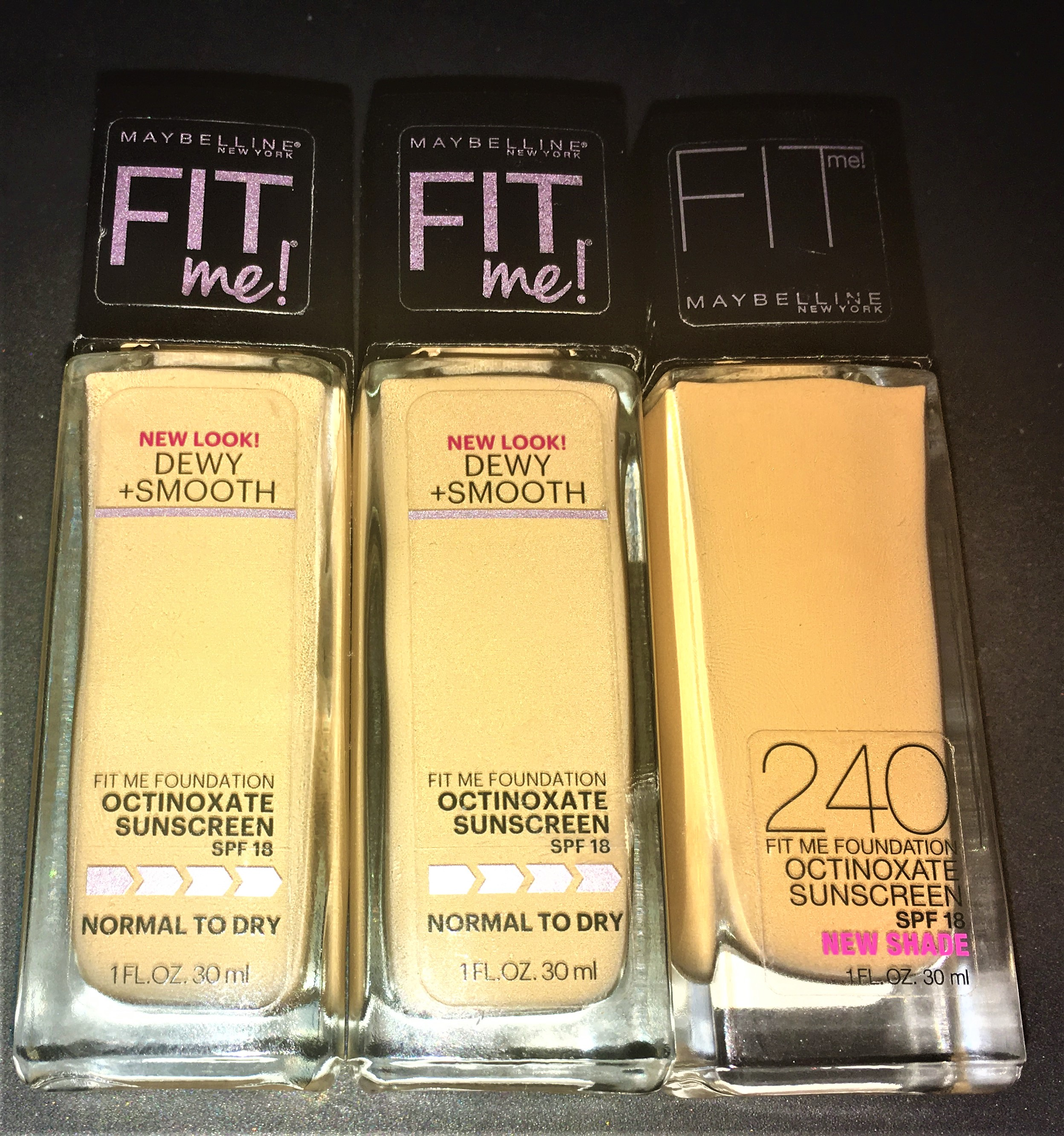 Maybelline Fit Me Dewy Smooth Foundation Allthingsglamour